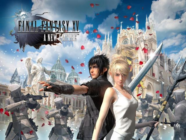 Final Fantasy XV: A New Empire - Always Collect Luna's Gift