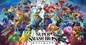 Smash Bros Ultimate details