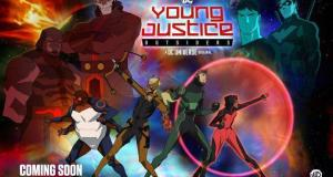 Young Justice Outsiders SDCC