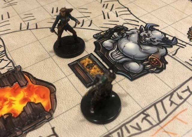 Geek Tank Games Tabletop Token Sets - Dungeon Set