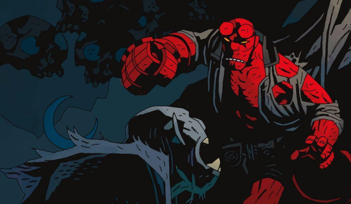 SDCC 2017 New Hellboy Speaks About Role