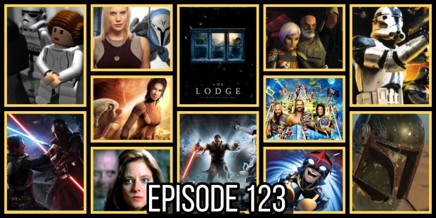 Amazing Nerd Show Ep 123 Boba Fett Returns Huge Mandalorian Season 2 Casting News The Top 5 Star Wars Video Games Of All Time Horror Movie Review For The Lodge Mcu Rumors
