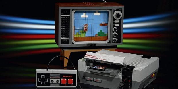 Lego Reveals Nintendo Entertainment System Super Mario Bros Set Pop Goes The Culture