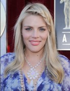 Busy Philipps Long Straight Hairstyles 2013