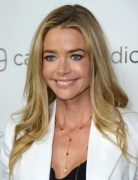 Denise Richards Trendy Hair Color with Long Hair 2013