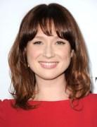 Ellie Kemper Soft Medium Hairstyles