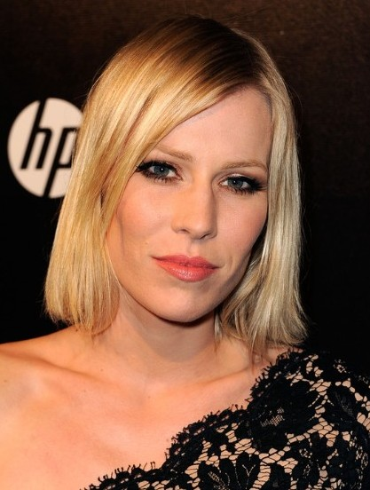 Layered Blunt Bob HairstylesNatasha Bedingfield Hair