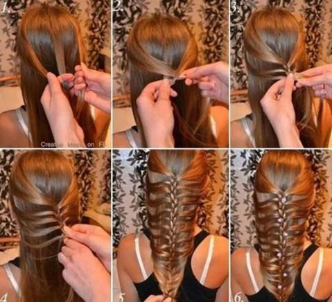 Braided Hairstyles: Add as You Braid