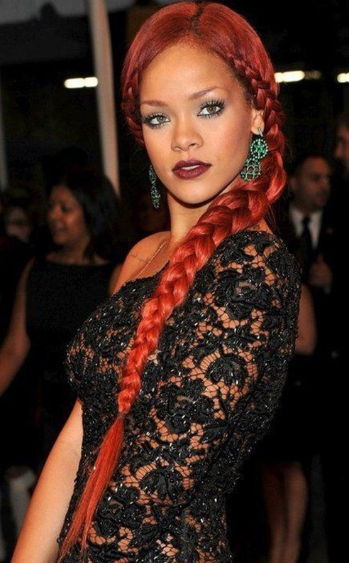 15 Rihanna Hairstyles Different Haircut PoPular Haircuts