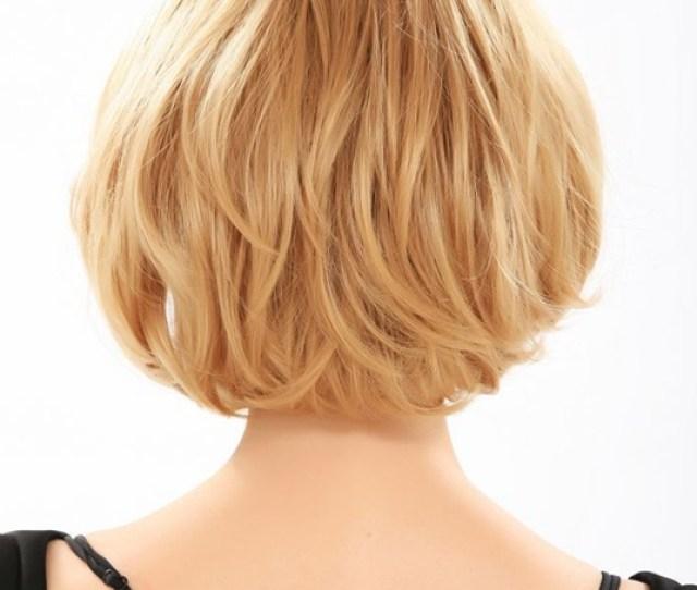 15 Chic Short Haircuts Bob Hairstyle Back View