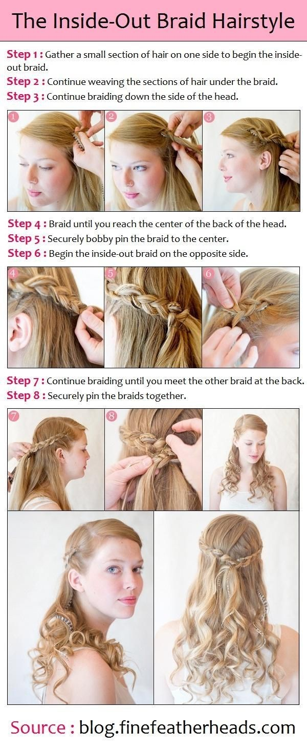 Bridesmaids Hairstyles For Long Hair Tutorial PoPular