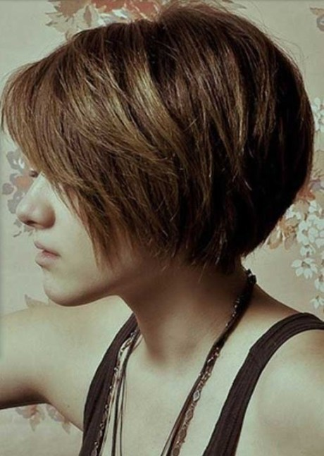 Bob Haircut for Thick Straight Hair: Summer Hairstyles