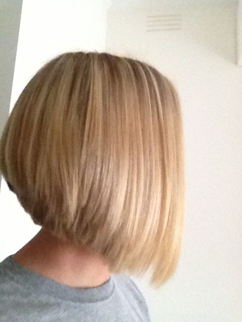 Cute Copper Roots On Faded Pink Bob Short Haircut For Thick Hair Idea