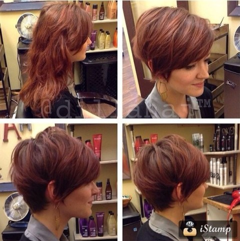 Short Hairstyles Trends 2014 - 2015