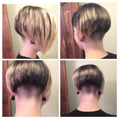 2015 Short Hairstyle with Long Bangs: Was Feeling Iinspired with This One!