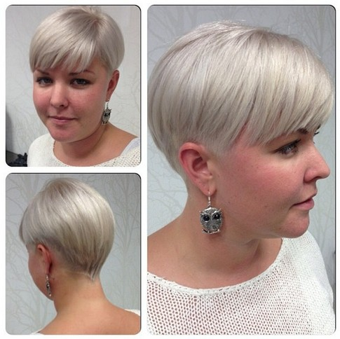 short hairstyles for fat women short haircuts for overweight long hairstyles