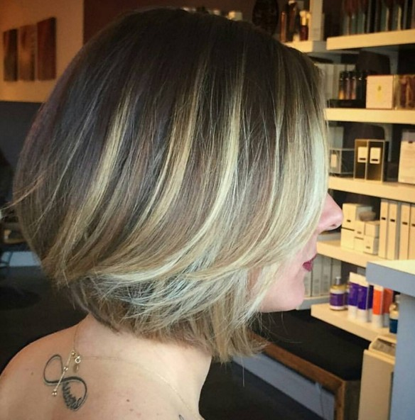 10 Super Fresh Hairstyles For Brown Hair With Caramel