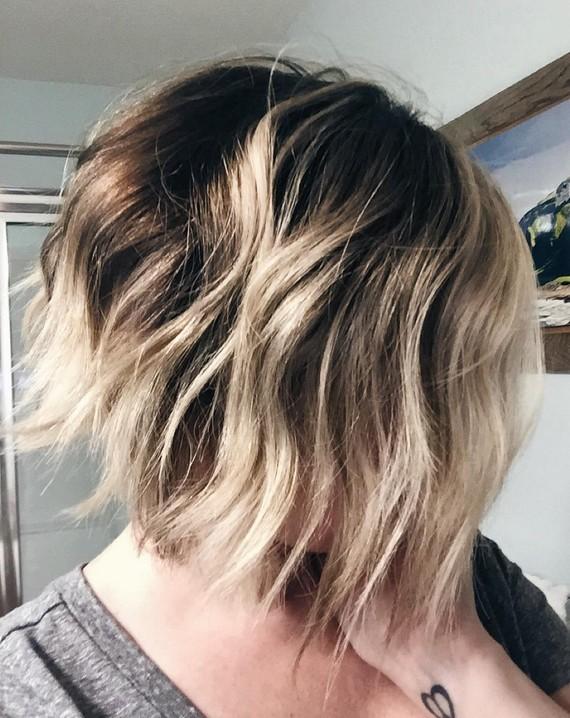 21 Cute Layered Bob Hairstyles PoPular Haircuts