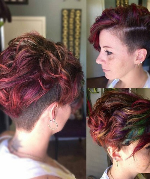 Admirable 20 Funky Hairstyles For Short Thick Hair Crazyforus Schematic Wiring Diagrams Phreekkolirunnerswayorg