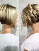 Short Bob Haircuts - Women Short Hairstyles for Thick Hair