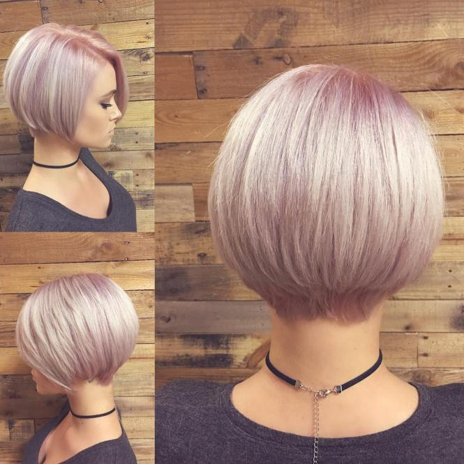 Messy Short Haircuts For Fine Hair