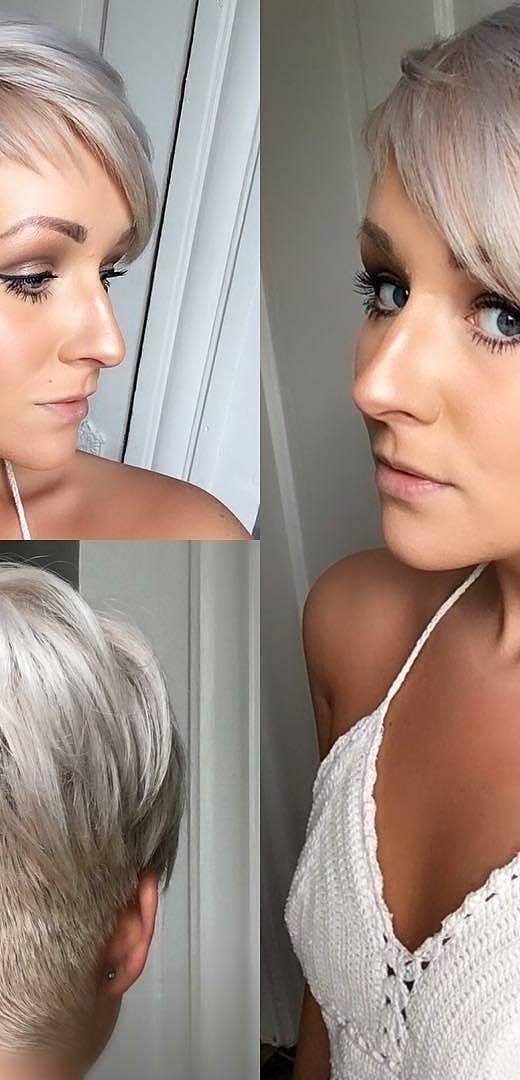 10 Amazing Short Hairstyles For Free Spirited Women Crazyforus