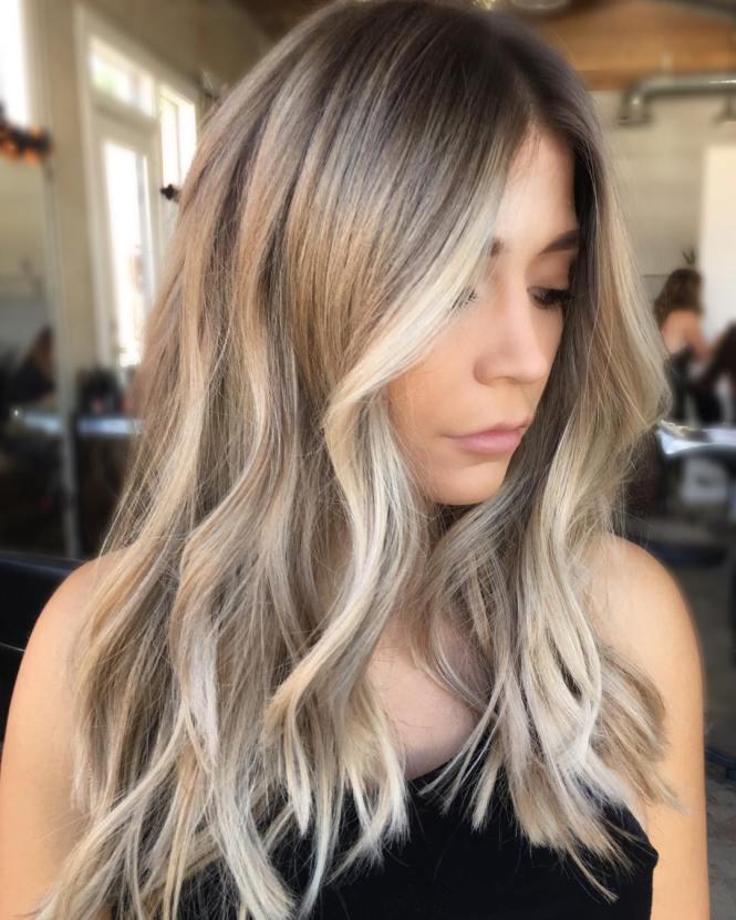 Short Haircuts Colors Elegant Purple Best Hair Color Ideas Trends In 2018