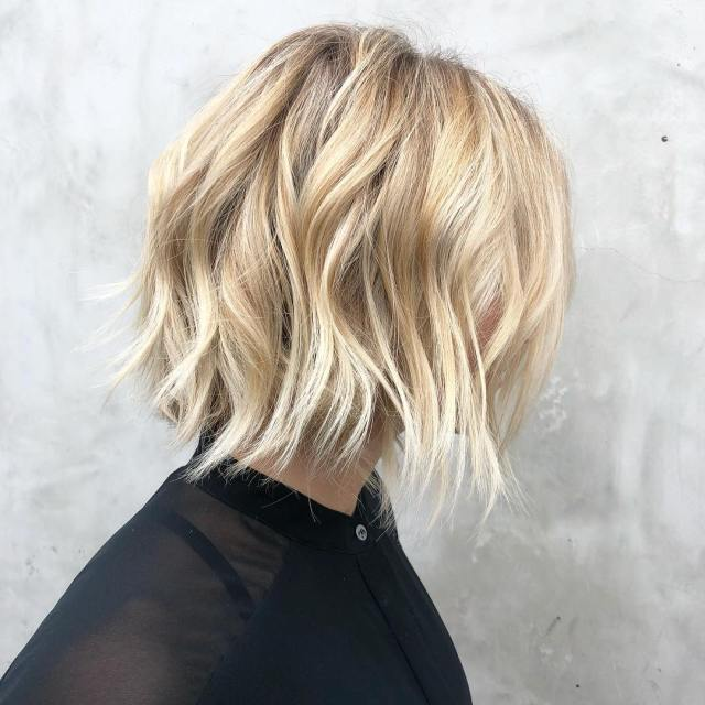 top 10 low-maintenance short bob cuts for thick hair, short