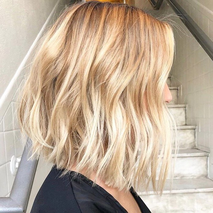 Professional Mid Curly Length Hairstyles
