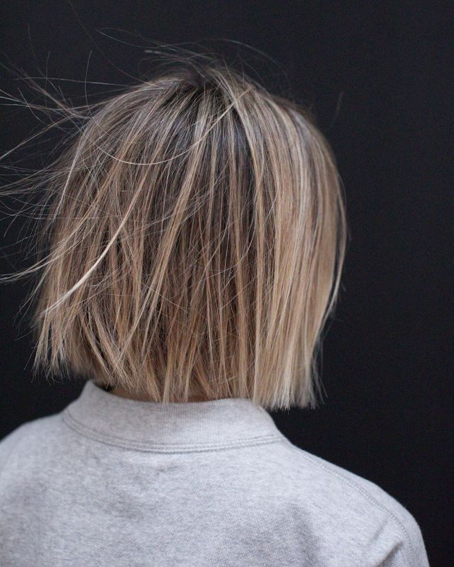 10 casual medium bob hair cuts - female bob hairstyles 2020