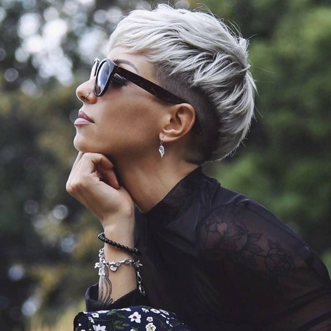 Pixie Cut Short Hairstyles 2020 Female Novocom Top