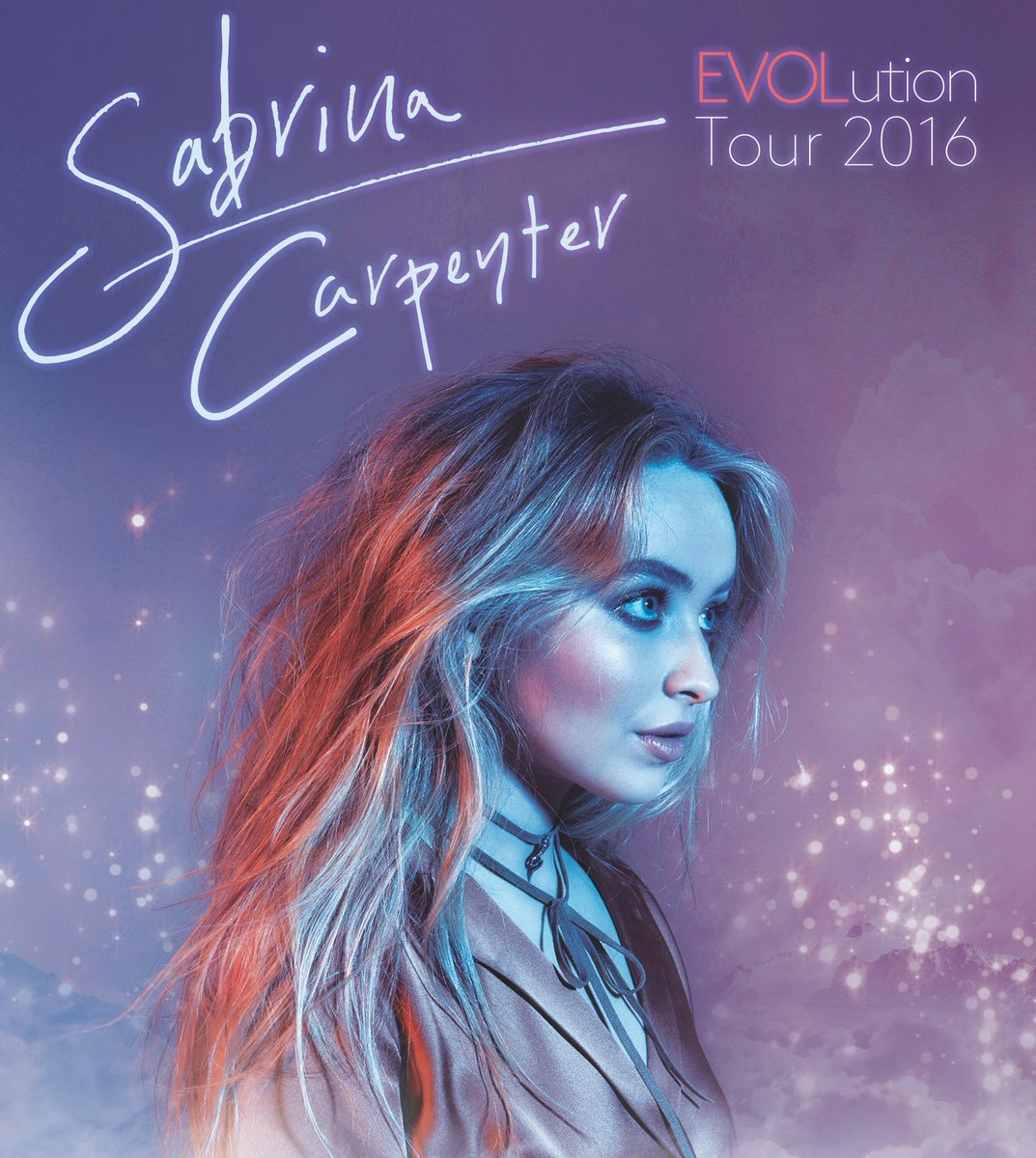 Get Ready For Sabrina Carpenter's EVOLution Tour