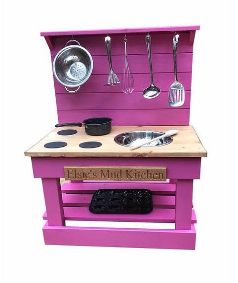 one bowl mud kitchen