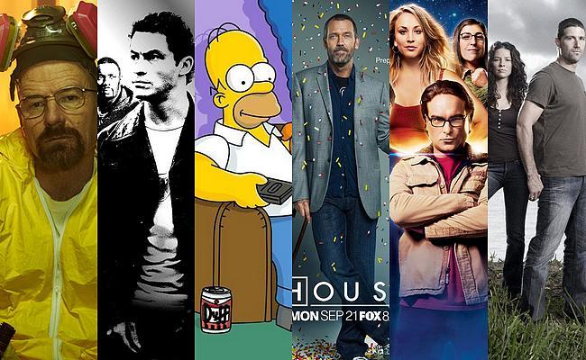 Die besten Serien der 2000er Jahre