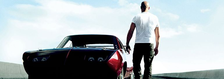 "Filmposter ""Fast and Furious 6"""