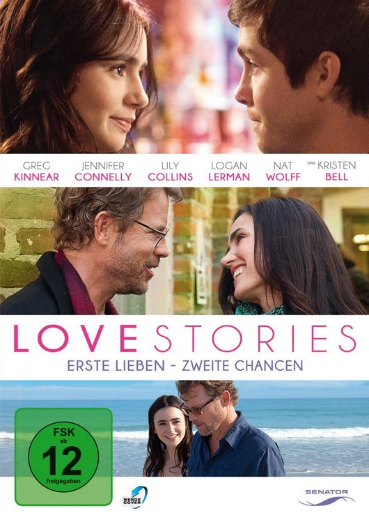 Filmposter: Love Stories