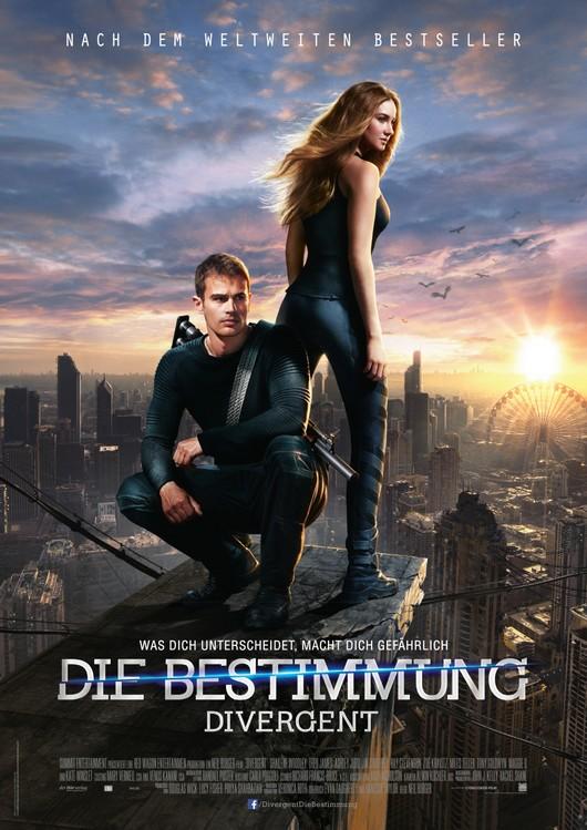 Filmposter: Die Bestimmung Divergent