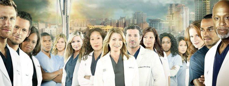 Greys Anatomy Serien-Poster