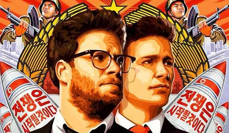 The Interview Filmposter