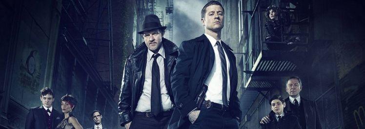Gotham Serien-Poster
