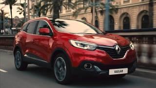 Screenshot aus Renault Kadjar Werbung