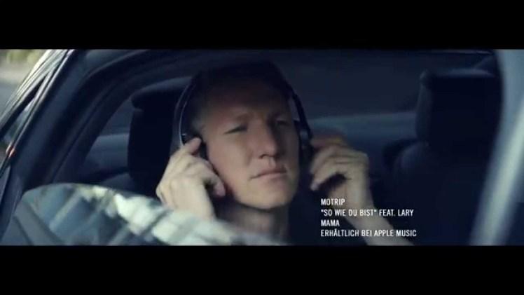 Screenshot aus Apple Werbung