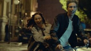Screenshot aus AXE Black Night Werbung