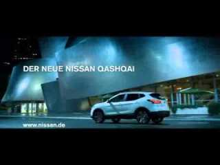 Screenshot aus Nissan Qashqai Werbung