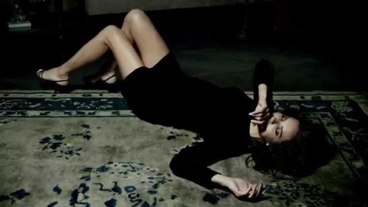 Screenshot aus Marc Jacobs Decadence Werbung