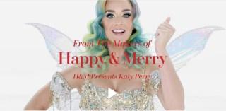 Screenshot aus H&M Werbung