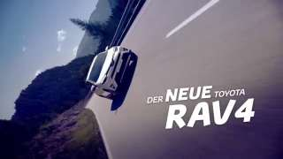 Screenshot aus TOYOTA RAV4 Werbung