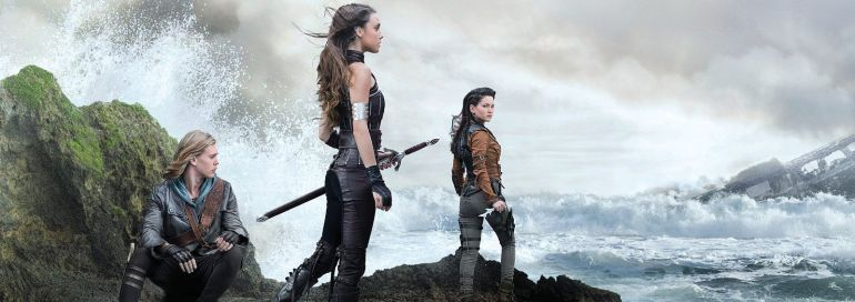 "Serien-Poster ""The Shannara Chronicles"""