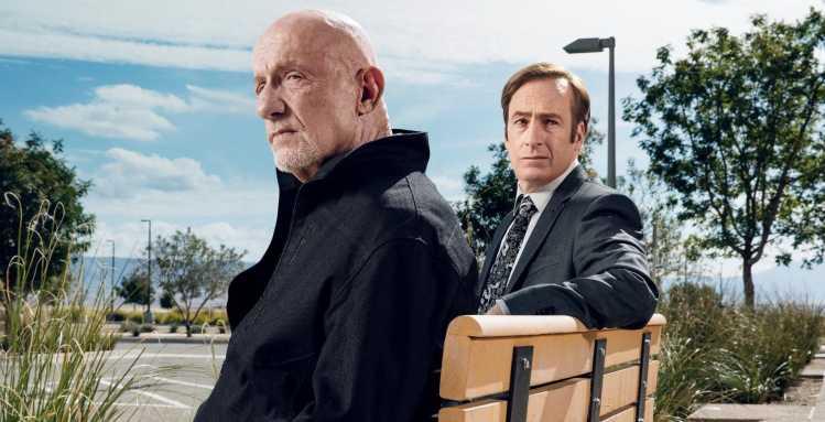 Bild aus Netflix-Serie Better Call Saul