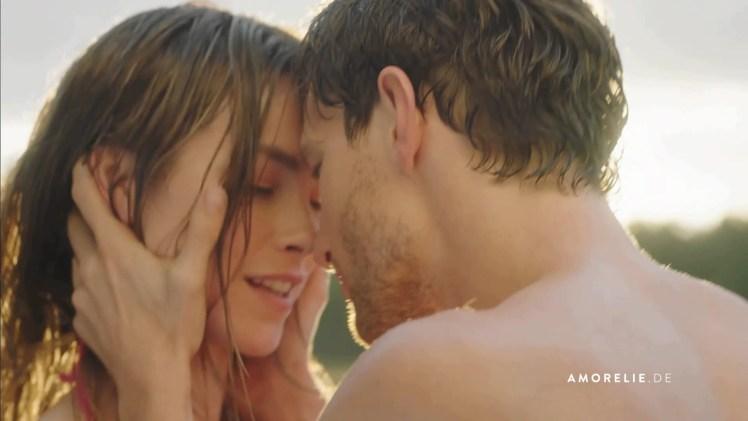 Screenshot aus amorelie.de Werbung